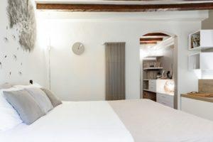 Room Q – Via della Moscova 27 – Bed Overview