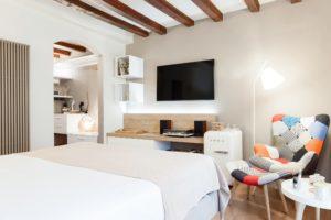 Room Q – Via della Moscova 27 – Room Overview