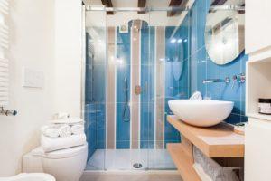 Room Q – Via della Moscova 27 – Bathroom Overview
