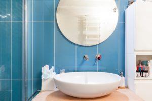 Room Q – Via della Moscova 27 – Bathroom