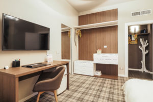 Junior Suite L with Terrace - room details