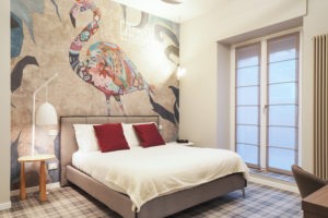 Room L Junior Suite with Terrace – room overview