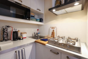 Moscova 29 – 1 bedroom apartment. Kitchenette