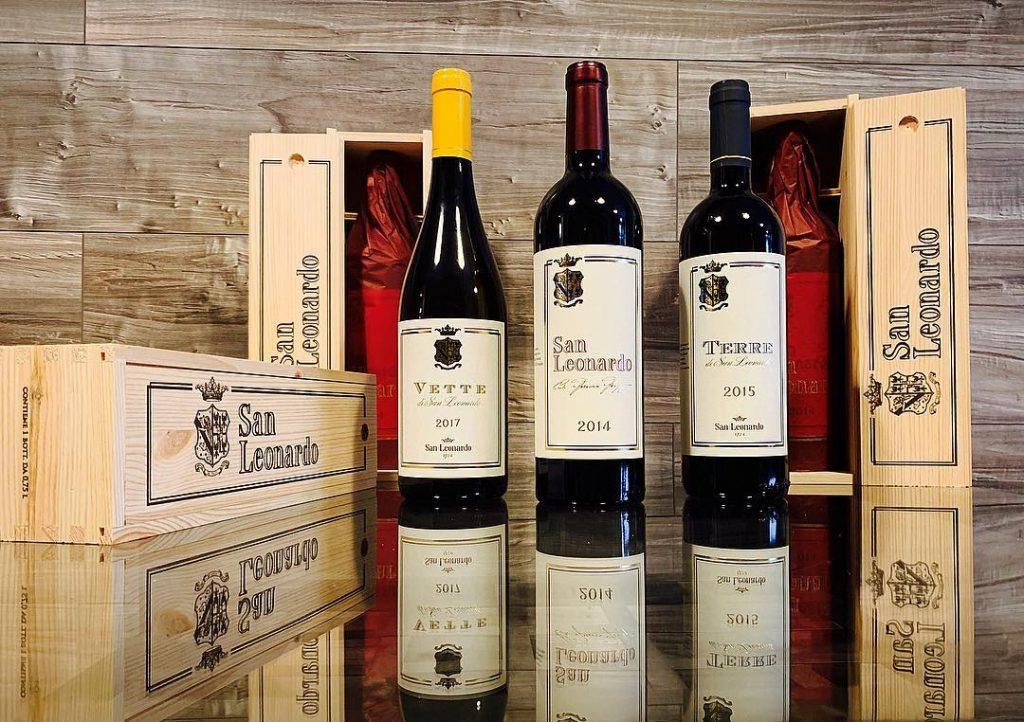 Taglieri e Bicchieri selezione vini