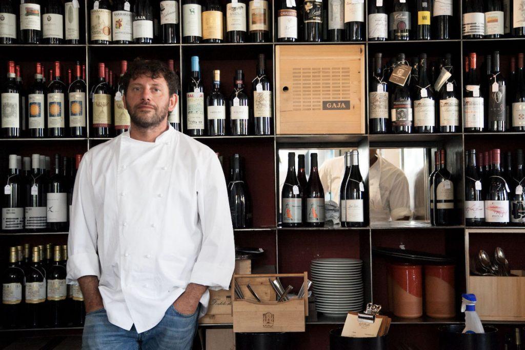 Ratanà Chef Cesare Battisti