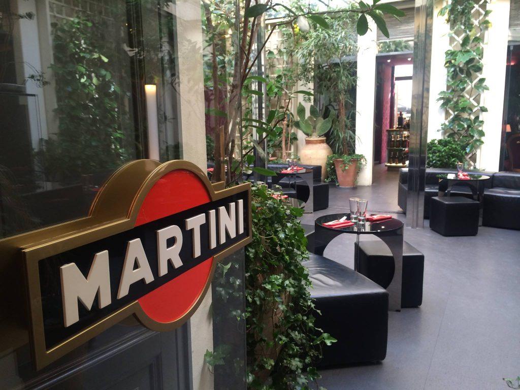 bar martini d&g